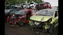 Alta Roda: Reciclagem de automóveis avança - Honda Fit