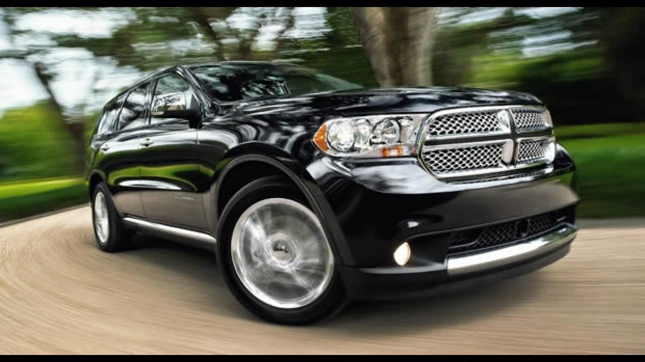 Novo Dodge Durango 2011
