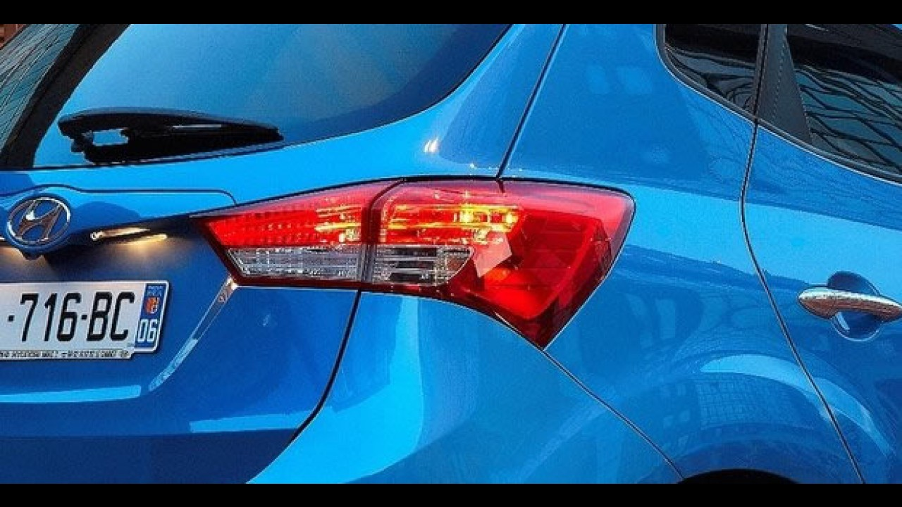 Novo Hyundai i30 2012 - Este será o visual?