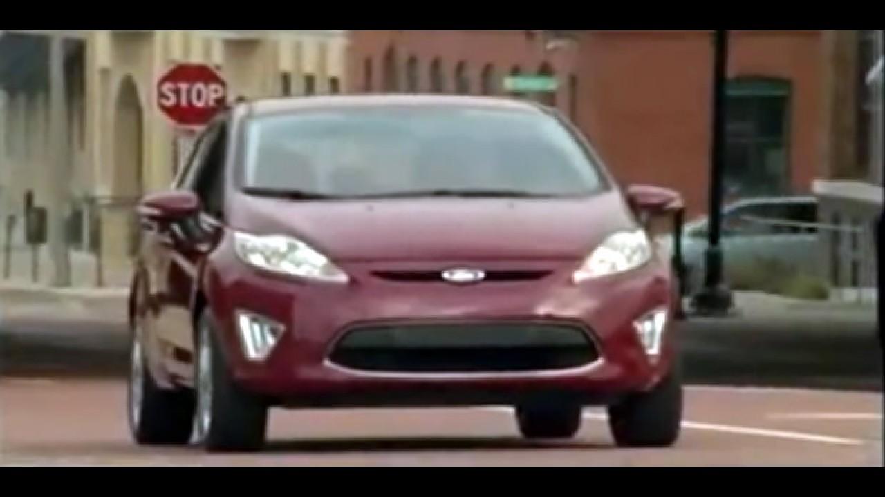VÍDEO: New Fiesta 2011