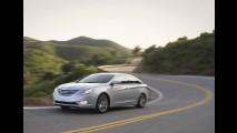Hyundai comemora 1 milhão de unidades produzidas do Sonata nos Estados Unidos