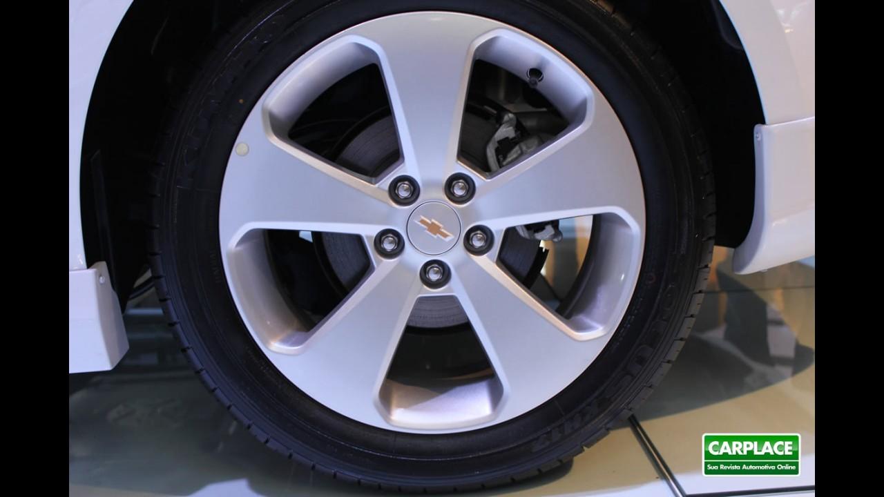 Conhecemos ao vivo: Chevrolet Cruze Ecotec6 vem para mudar a história da GM -  Veja fotos e detalhes