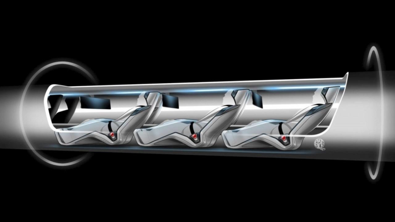 """1.200 km/h! CEO da Tesla revela sistema de transporte """"Hyperloop"""""""