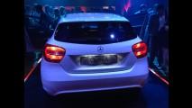 Novo Mercedes Classe A é apresentado no Brasil - hatch chega em março na faixa dos R$ 100 mil