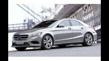 Mercedes-Benz: novo cupê compacto da marca se chamará CLA