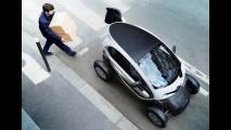 Renault Twizy ganha versão para o trabalho, mas continua caro