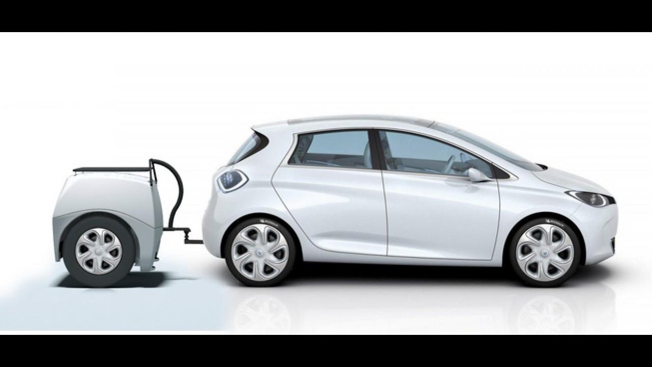 Empresa trabalha em extensor de autonomia para veículos elétricos