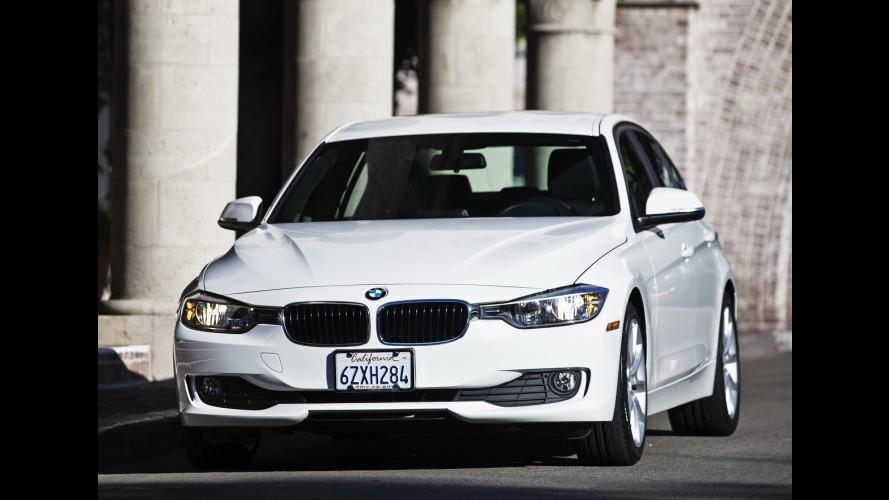 Downsizing: BMW Série 3 terá versão de entrada com motor 1.6 turbo