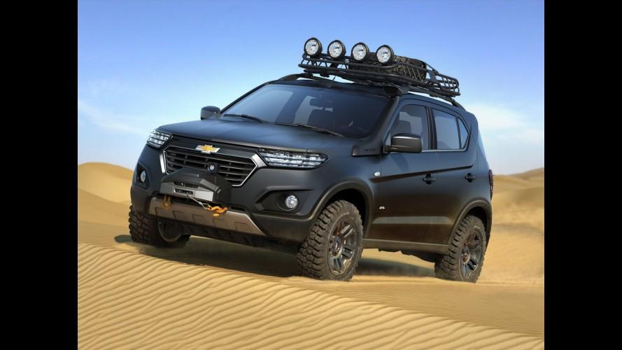 Vídeo: Chevrolet revela mais detalhes sobre a nova geração do Niva