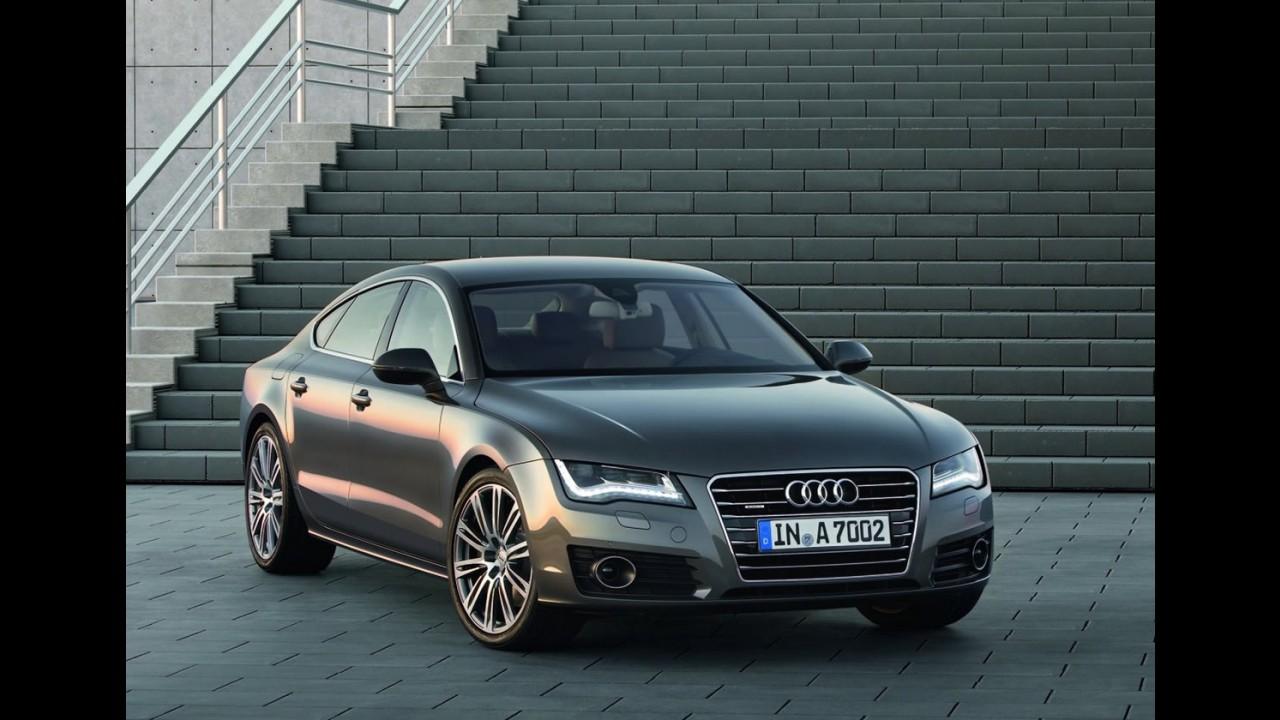 Audi quer aprimorar eficiência de modelos híbridos