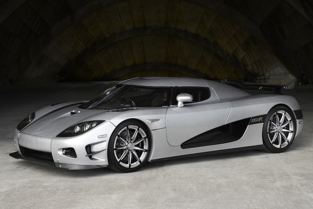 Floyd Mayweather Traded in His $3.8 Million Ferrari For a $4.8 Million Koenigsegg