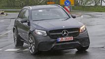 2017 Mercedes-AMG GLC63 casus fotoğrafı