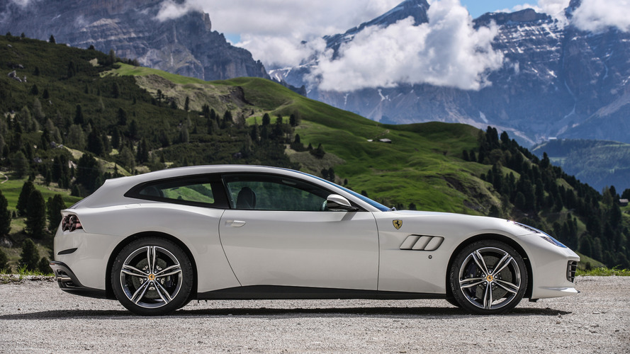 Ferrari refutes rumours about killing the GTC4Lusso