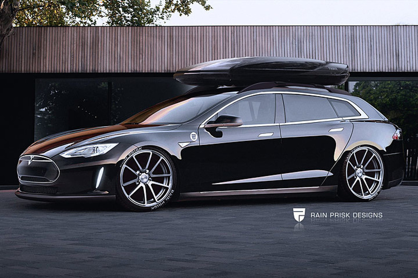 Tesla Model S Wagon: The Perfect Car or Perfectly Frivolous?