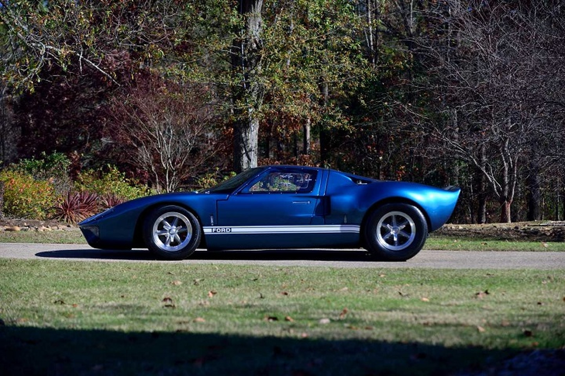 Fast And Furious Ford Gt Is Up For Auction