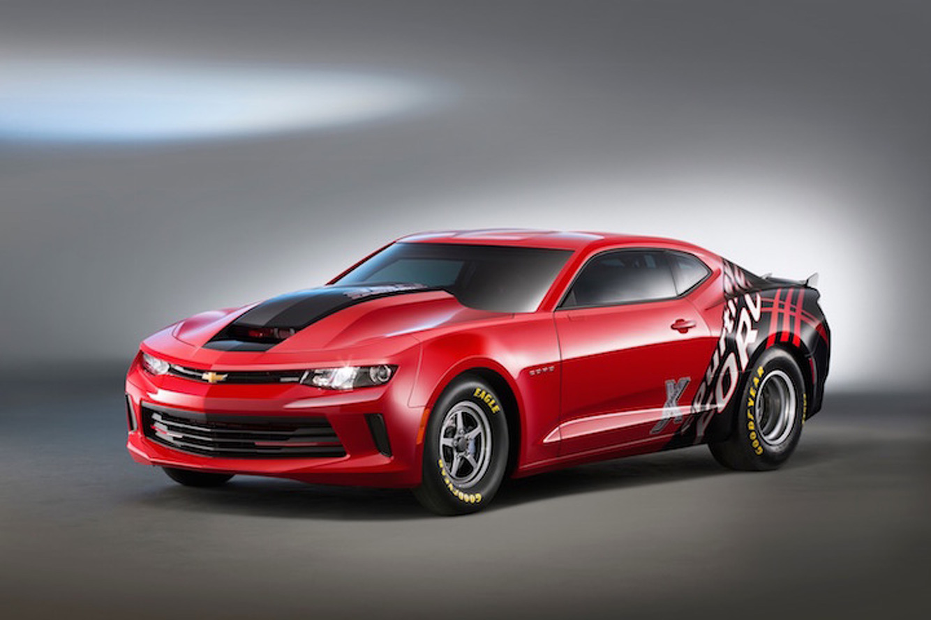 You Definitely Won't Be Able to Buy A 2016 COPO Camaro