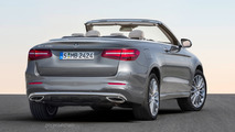 Mercedes-Benz GLC Cabrio renderings