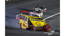 Trouble for Joey Logano, Team Penske Ford