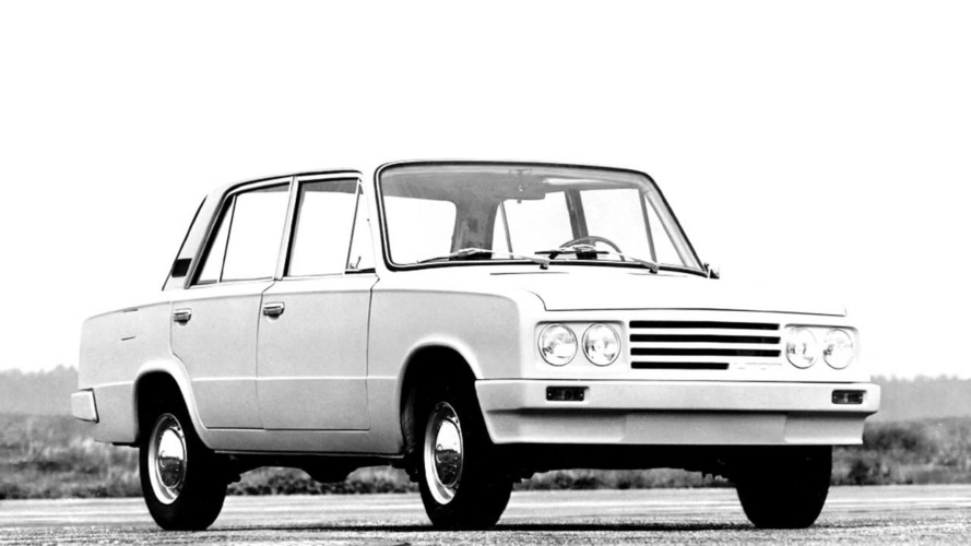 Soviet Cars Were Weird: Lada - Porsche 2103