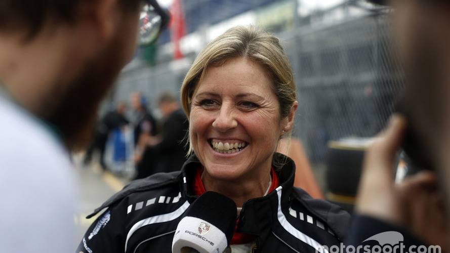 Top Gear's Sabine Schmitz reveals cancer diagnosis