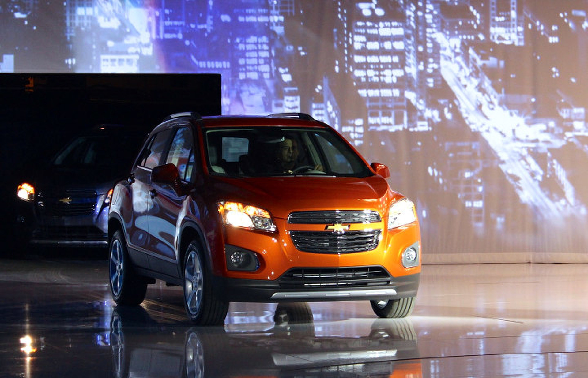 2015 Chevrolet Trax Chevy s Surprise Small SUV