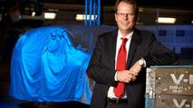 Peter Mertens, Senior Vice President Research and Development, Volvo