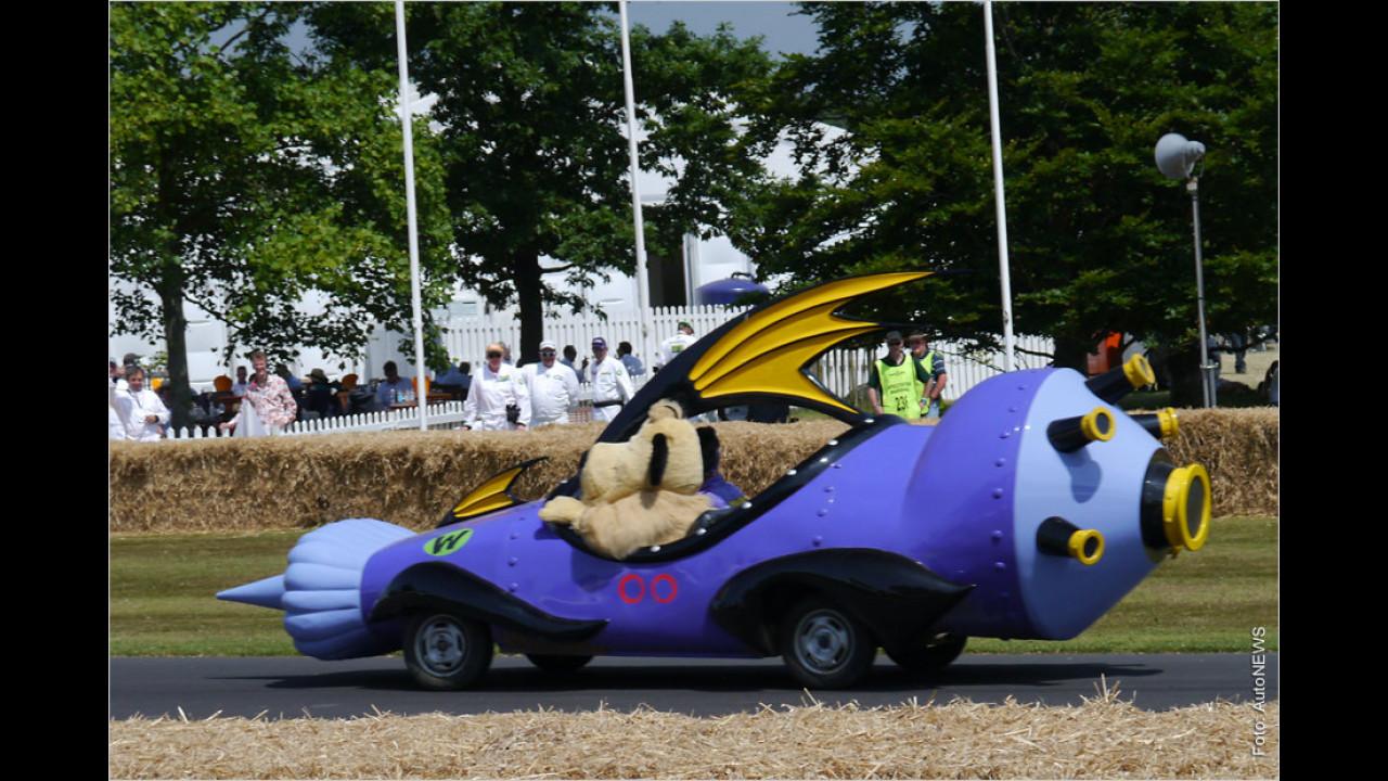 Wacky Racers – vom Comic auf die Strasse