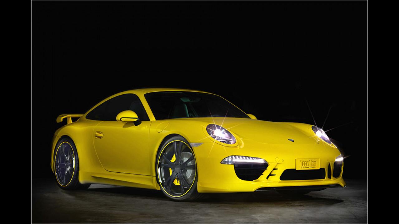 TechArt: Pep für Porsche