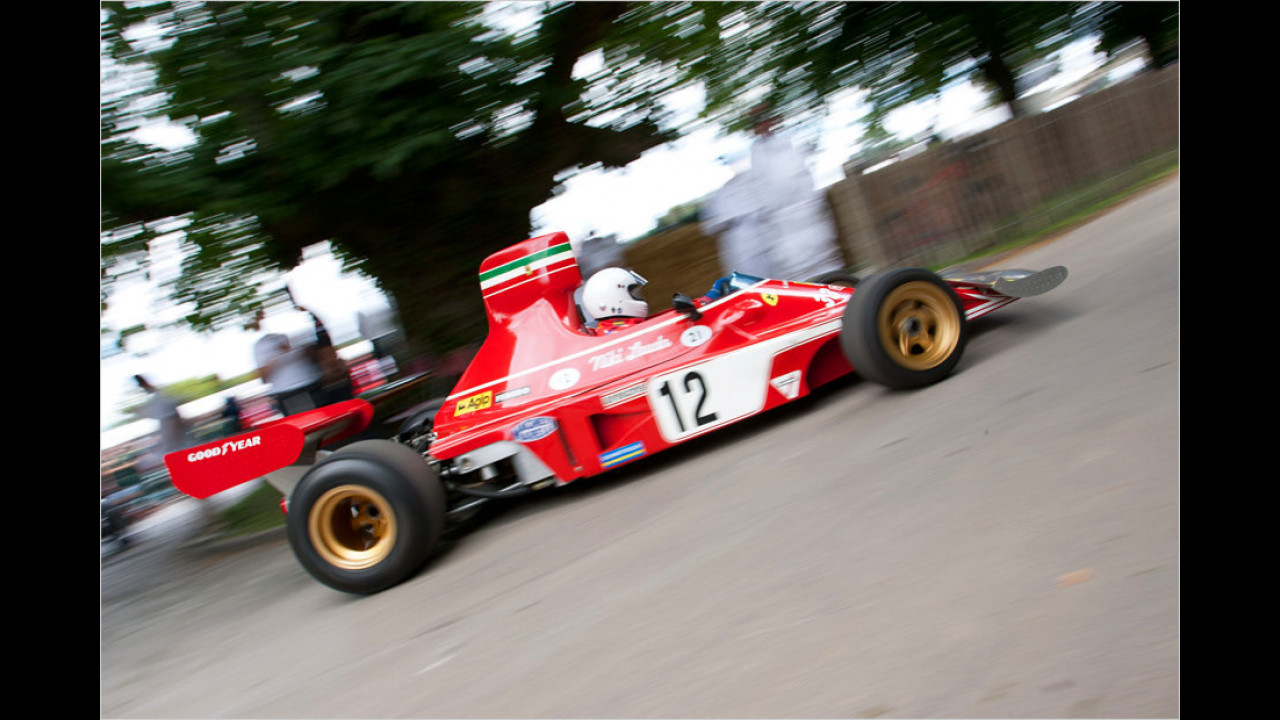 Ferrari 312 T, Niki Lauda, 1975