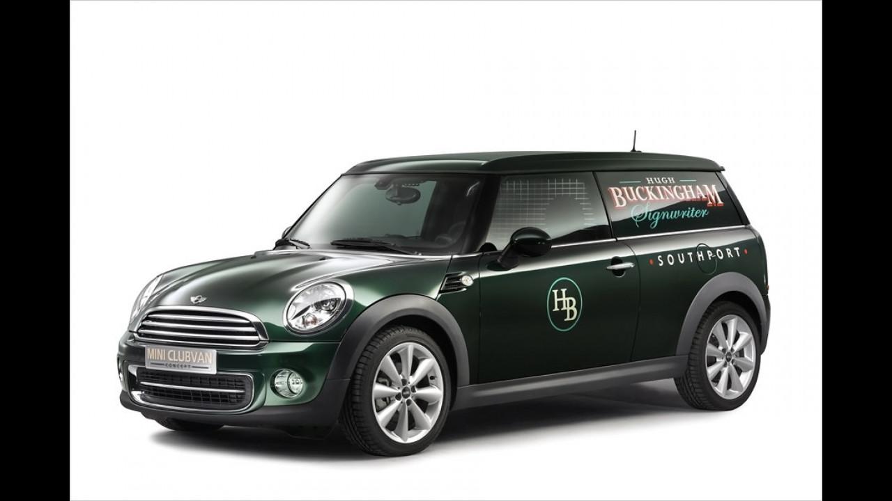 2012: Mini Clubvan Concept