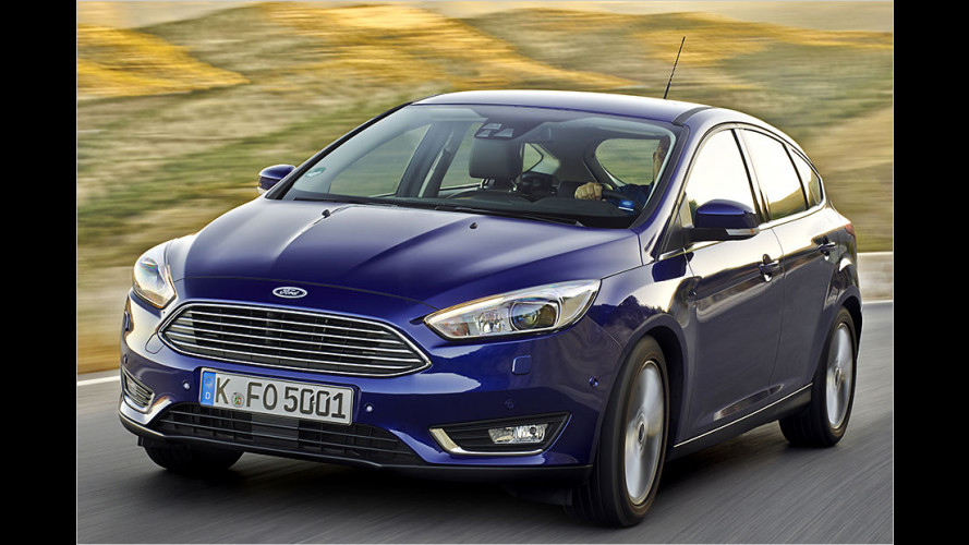 Der geliftete Ford Focus (2014) im Test