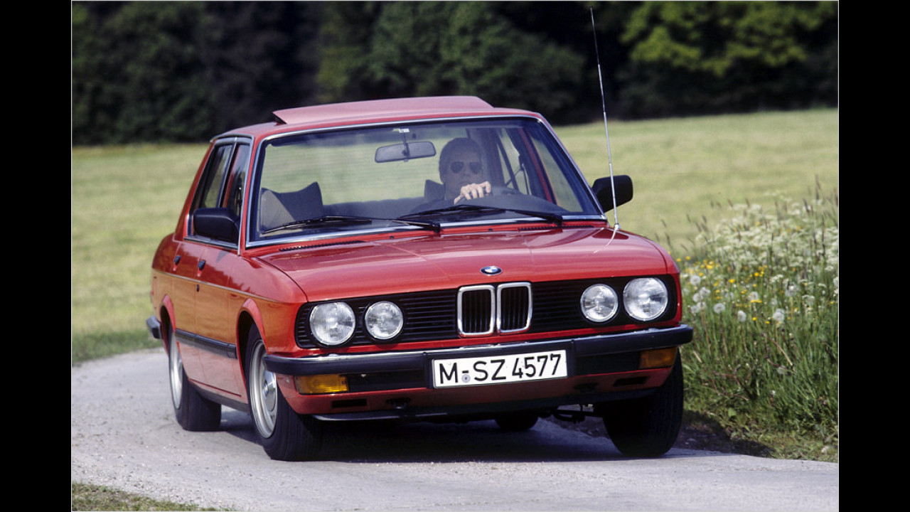 13. Juni 1983: Erster Serien-BMW mit Dieselmotor