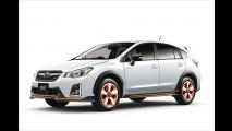 Sport-SUV mit Hybridantrieb