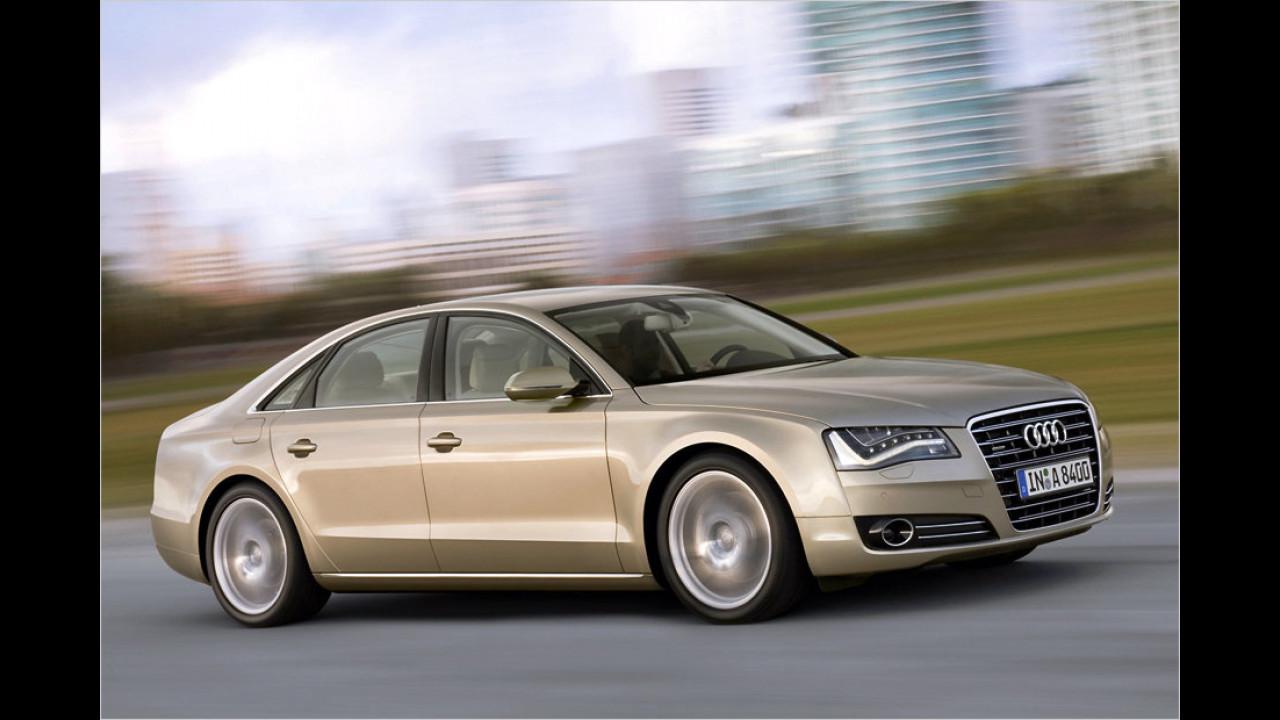 Audi A8 6.3 FSI