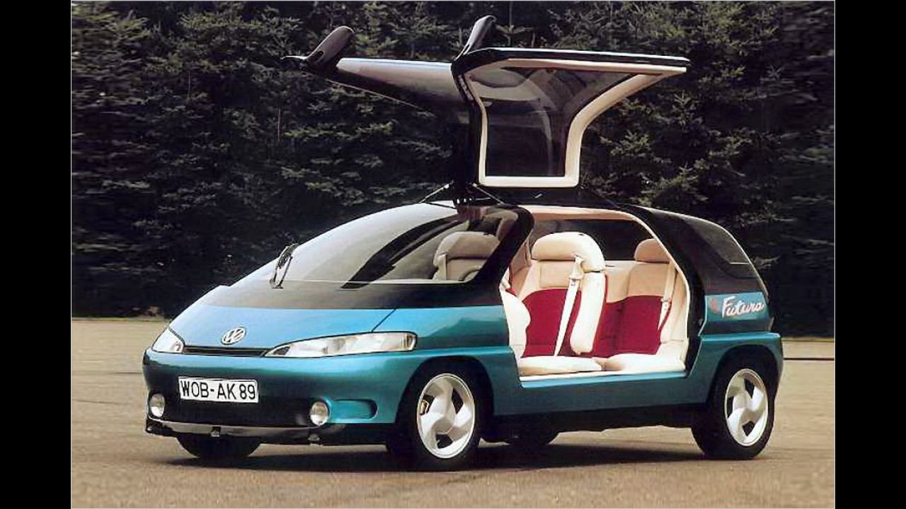 VW Futura (1989)
