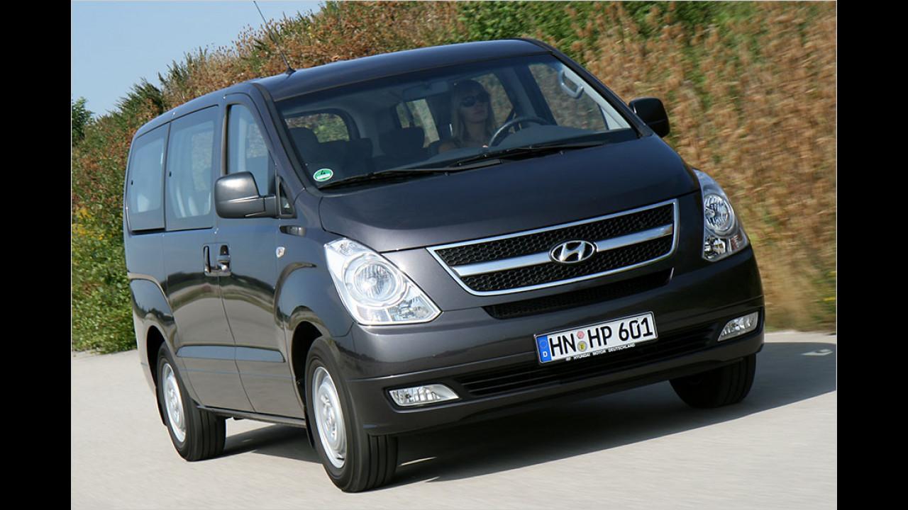 Hyundai H-1 Travel 2.5 CRDi
