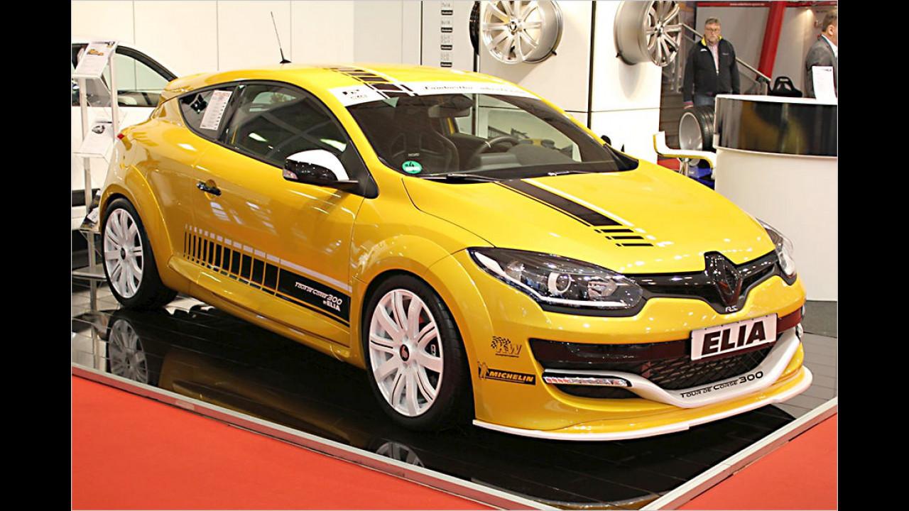 Renault Megane R.S. TourDeCorse300