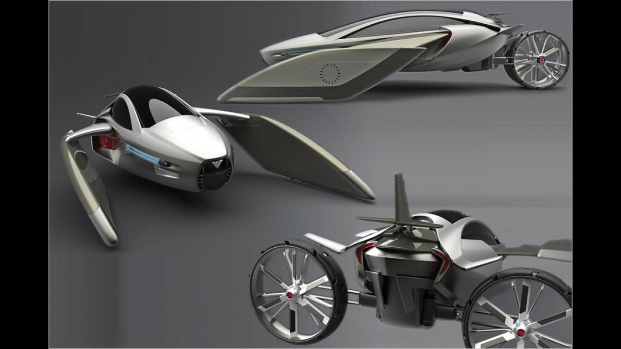YEE flying car