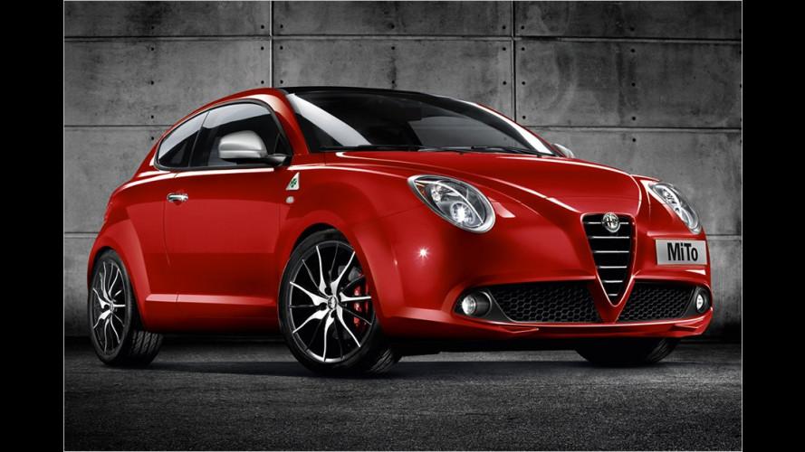Zum Alfa-Geburtstag: Limitierter Super-MiTo kommt