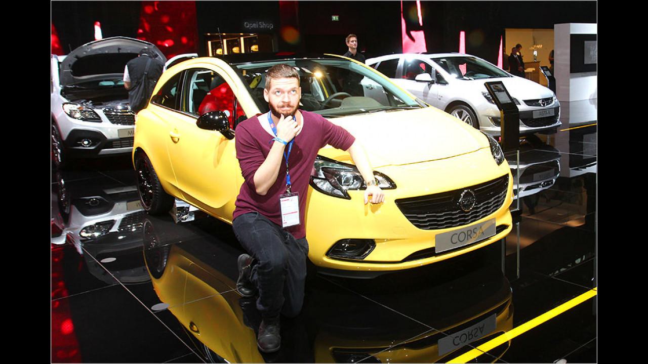 Flop: Opel Corsa