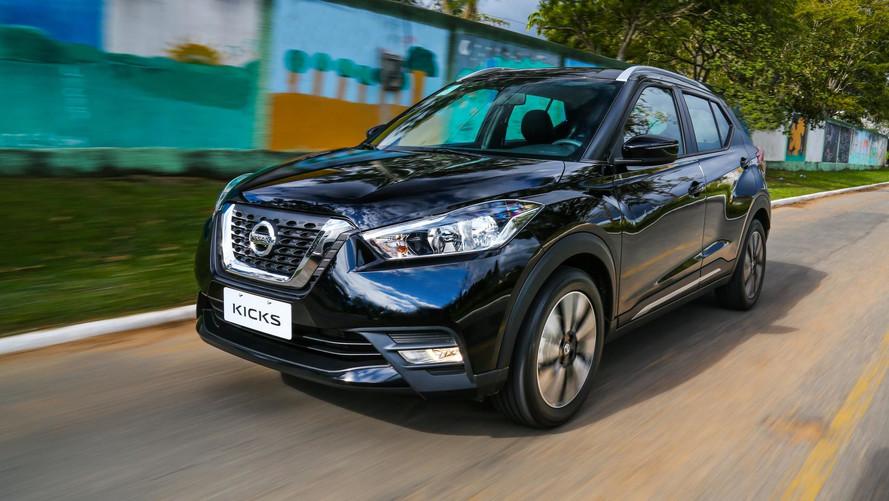 Nissan Kicks comemora 5 anos com mais de 180 mil unidades vendidas