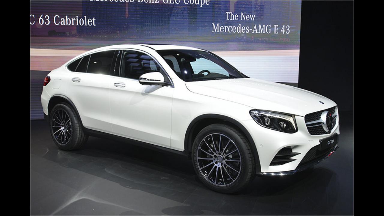 Mercedes GLC Coupé