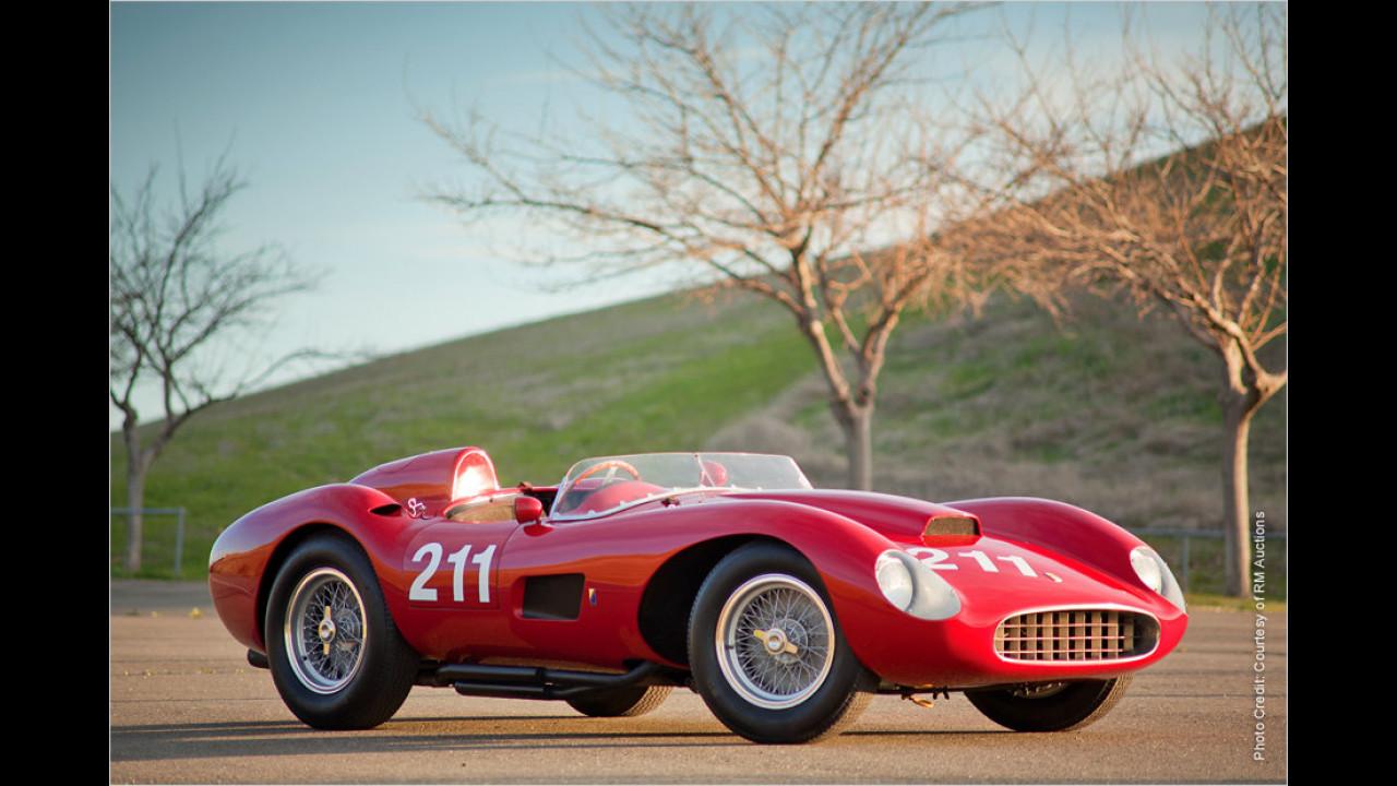 Platz 10: Ferrari 625 TRC, Baujahr 1957