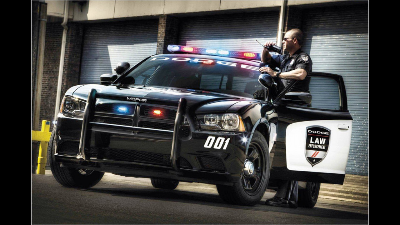 Dodge Charger Pursuit Mopar