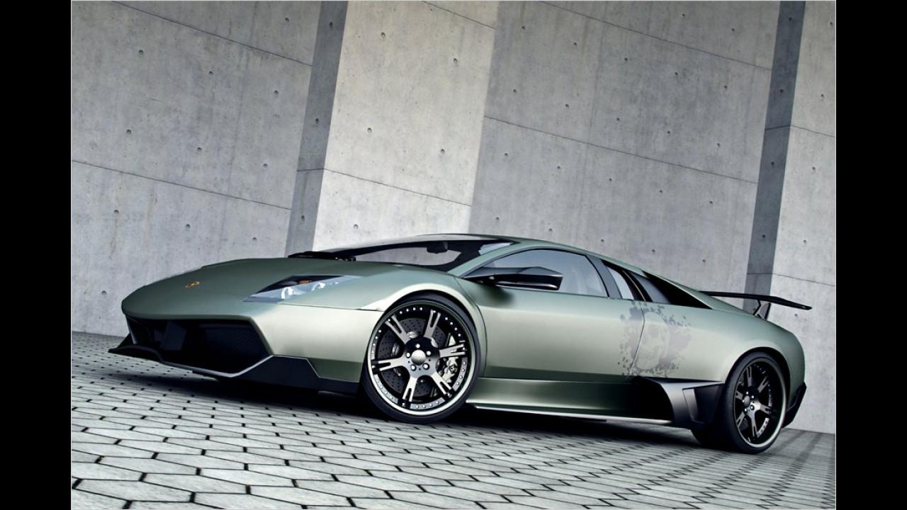 Wheelsandmore Lamborghini Murciélago
