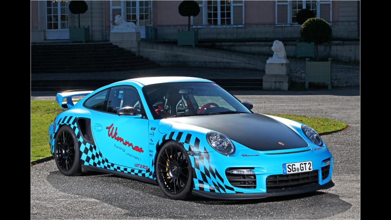 Wimmer Rennsporttechnik GT2 RS