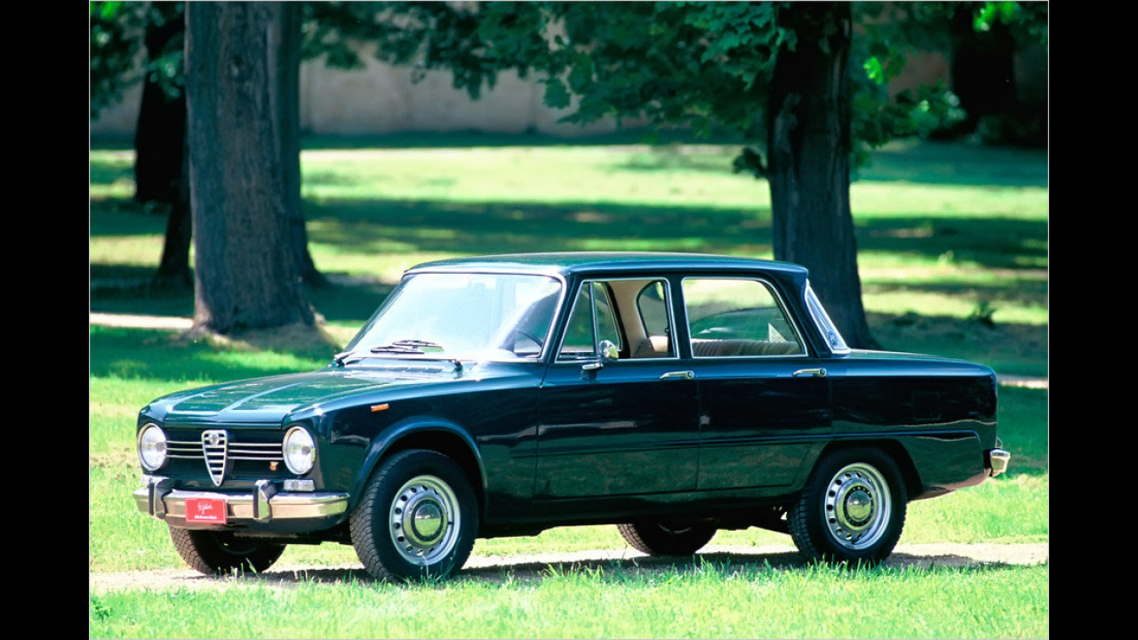 50 Jahre Alfa Romeo Giulia