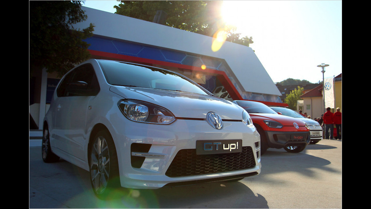 VW Up-Modelle