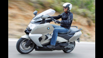 Mit Motorrad-Genen