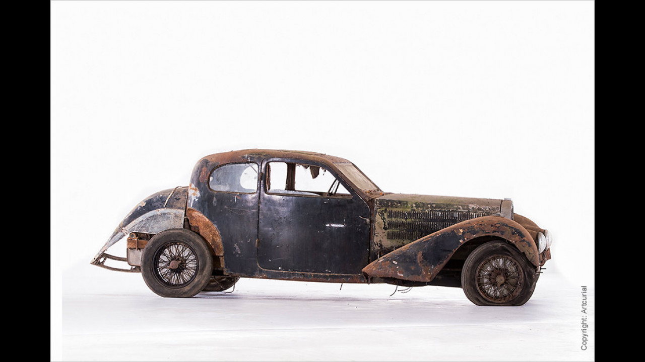 Bugatti Type 57 (1937)